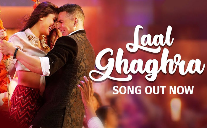 good newwz song laal ghagra out