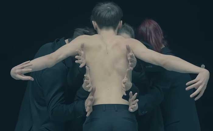 BTS Art Film Black Swan Out