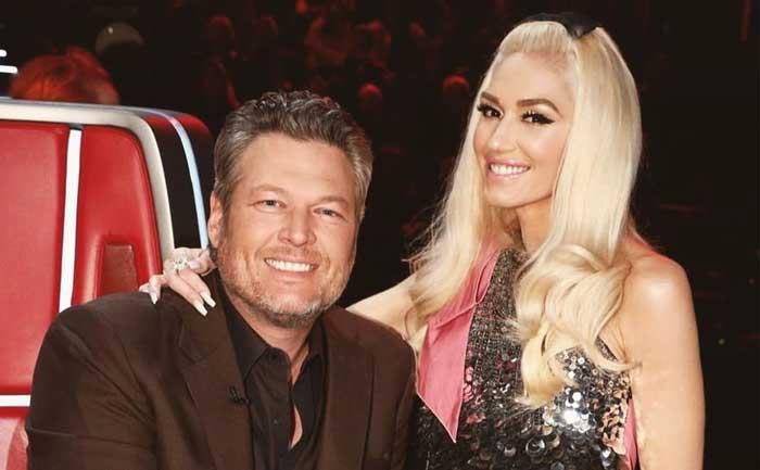 Blake Shelton On Plans To Propose Gwen Stefani TLM