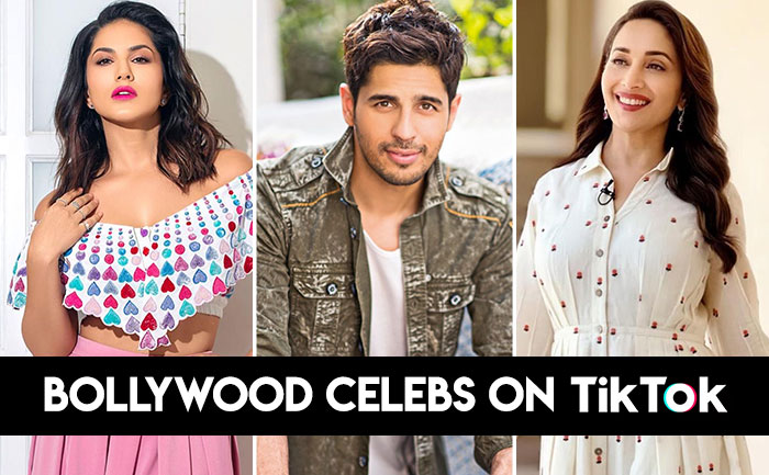 Bollywood Celebrities on TikTok