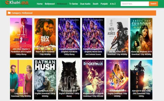 Khatrimaza Movies Download 2020