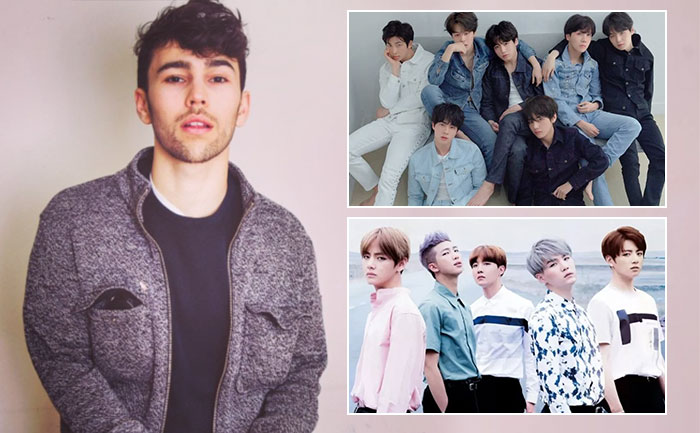 Max to Collab with BTS