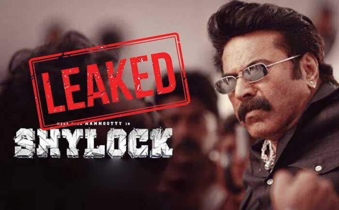 Shylock Malayalam Full Movie Leaked Online To Download By Tamilrockers Movierulz