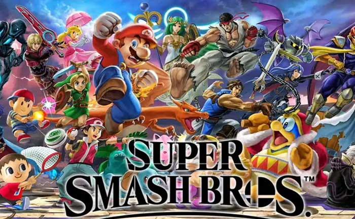 Super Smash Bros. Ultimate TLM