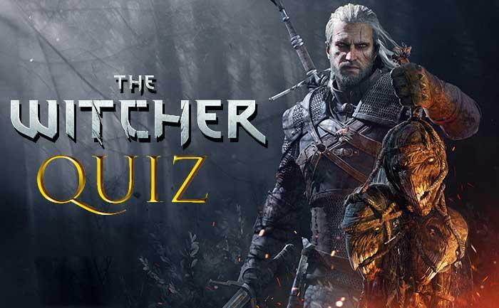 The Witcher Quiz