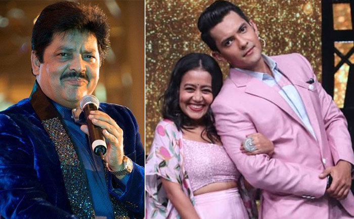 Udit Narayan on Neha Kakkar Aditya wedding