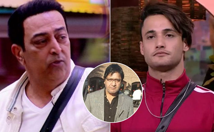 Bigg Boss 13: Asim Riaz's Father Slams Vindu Dara Singh For Using 'Inappropriate Words' against son