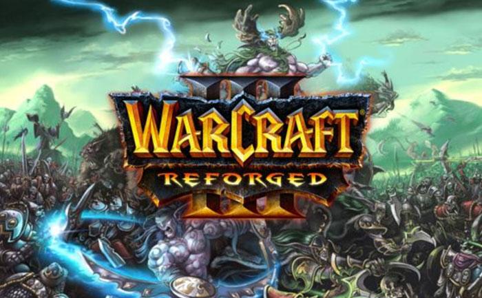 Warcraft III Reforged TLM