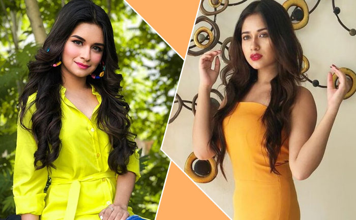 Jannat Zubair VS Avneet Kaur: Who rocked yellow outfits better?