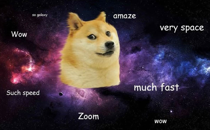 doge memes that ruled the internet
