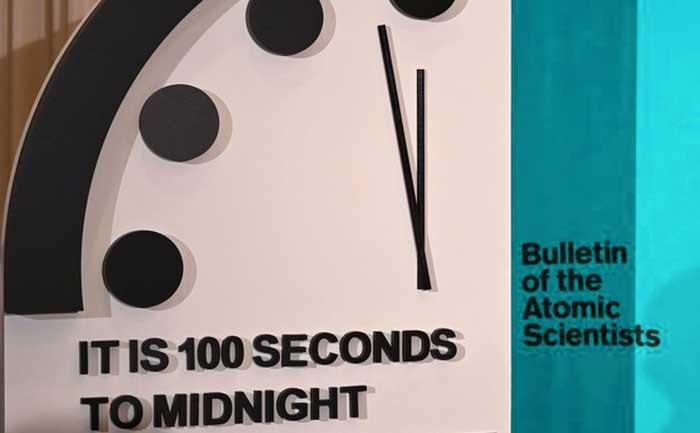 doomsday clock _TLM