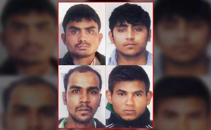 nirbhaya case execution convicts jan 22 2020