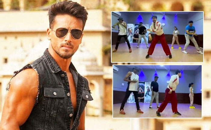 tiger shroff chris brown new flame song