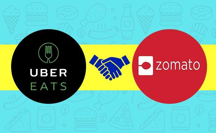 uber eats zomato _TLM