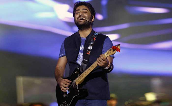 Arijit Singh Excited For Delhi Live Concert