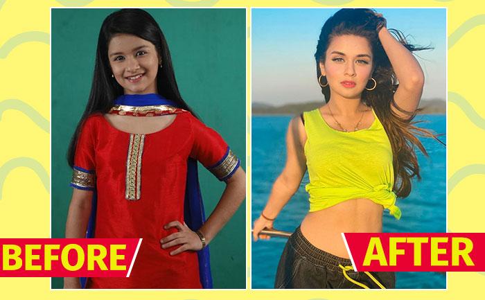 Then VS Now: The beautiful transformation of Tik Tok star Avneet Kaur will amaze you
