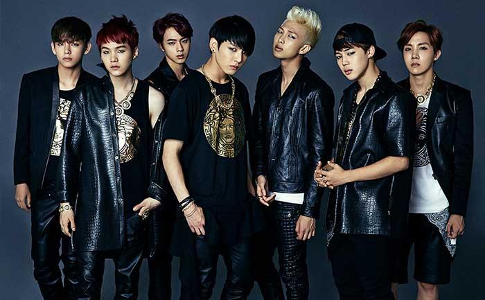 BTS albums TLM