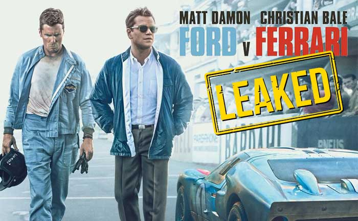 Ford V Ferrari Hindi Dubbed Full Hd Movie Download Gets Leaked By Tamilrockers Movierulz