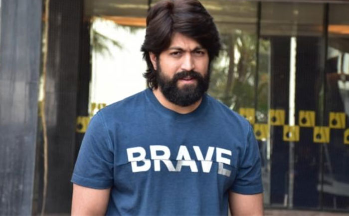 KGF 2 Star Yash industry parties