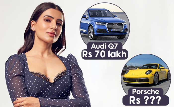 Samantha Akkineni Expensive Things
