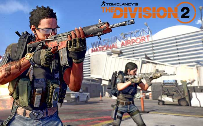 The Division 2 TLM