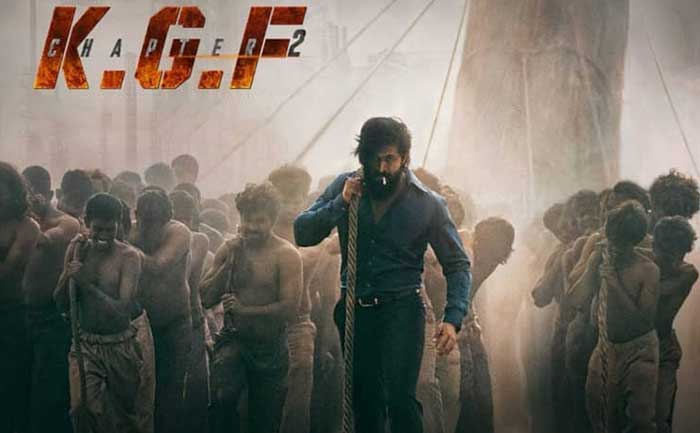Yash KGF 2 First Look