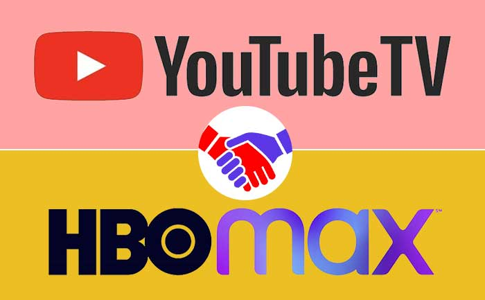 YouTube TV HBO Max _TLM