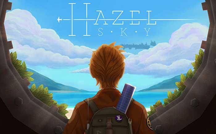 hazel sky TLM