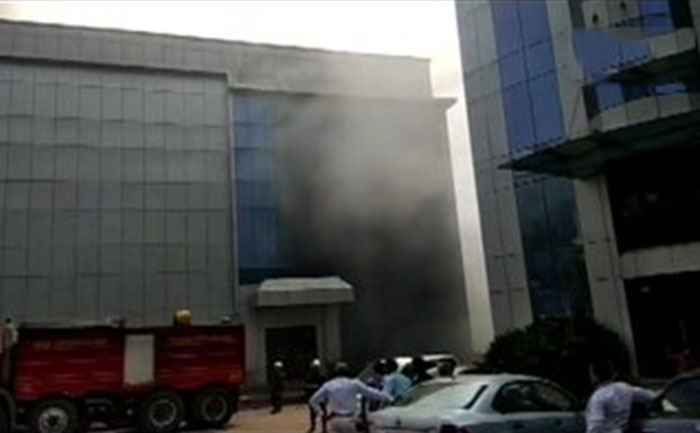 fire rolta company andheri east