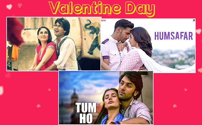 romantic bollywood songs for valentine day