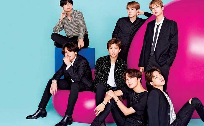 BTS Stay Gold Japanese Drama Soundtrack