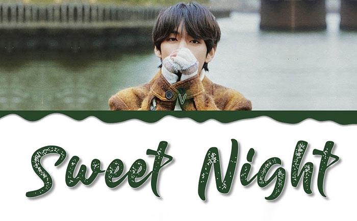 BTS Sweet night
