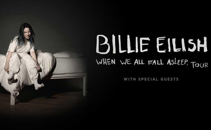 Billie Eilish–When We All Fall Asleep, Where Do We Go?(1.2 million units)