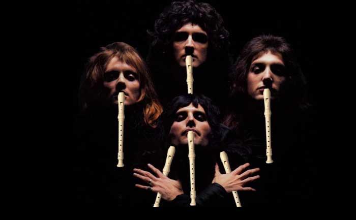 Queen–Bohemian Rhapsody(1.2 million units)