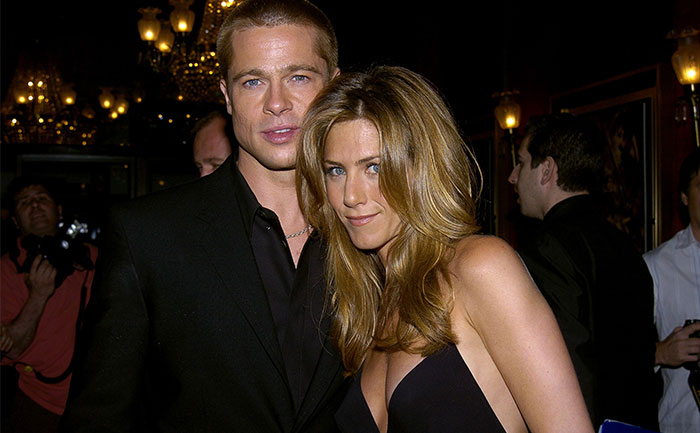 Image result for Jennifer Aniston, Brad Pitt Rekindling Former-Romance, Actors Planning Beach-Wedding