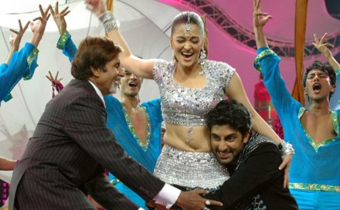 When Abhishek Showed His Love For Aishwarya