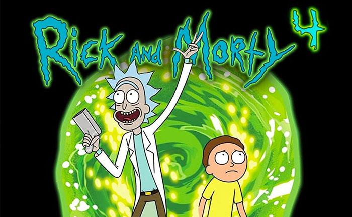 Rick Morty Japanese short TLM