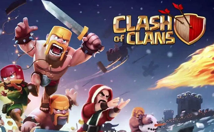 clash of clans online multiplayer game coronavirus