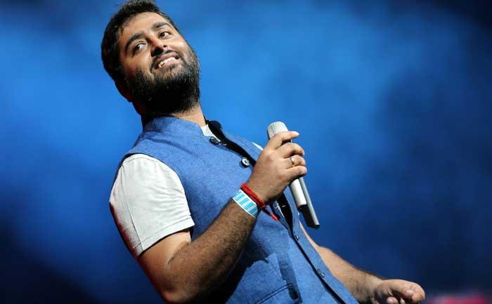 Arijit Singh Live performance fee