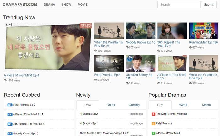 korean drama free online website