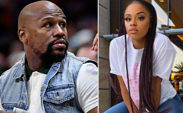 Floyd Mayweather's Daughter Arrested