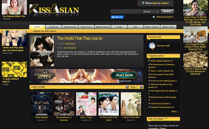 Websites to Watch Korean Drama