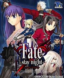 Fate/Stay Night [Realta Nua] - Ultimate Edition