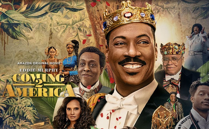 Coming 2 America: Eddie Murphy Is Back As King Akeem